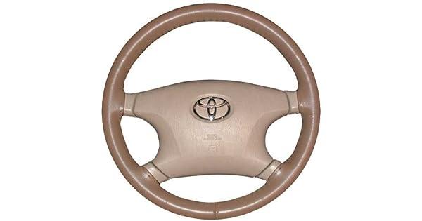 Amazon.com: Wheelskins Toyota, cubierta para volante, roble ...