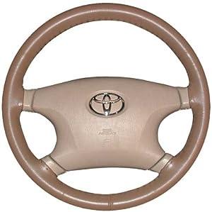 Amazon.com: Wheelskins Hyundai Genuine Leather Oak Steering Wheel ...