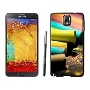 Fashion DIY Custom Designed Samsung Galaxy Note 3 N900A N900V N900P N900T Phone Case For Colored Chalks Phone Case Cover