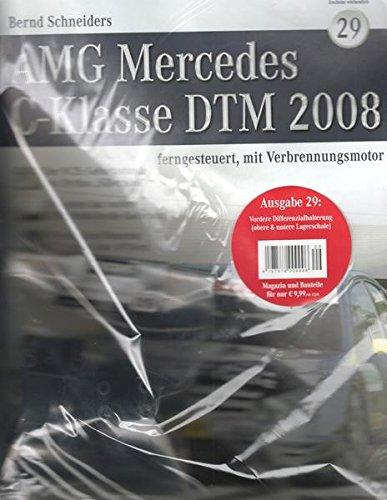 Ausgabe 3 NEU Bernd Schneider DeAgostini AMG Mercedes C-Klasse DTM 2008