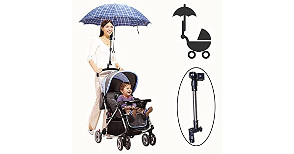 Amazon.com: Paraguas de golf titular bebé carro soporte de ...