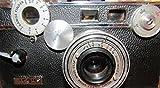 Vintage 35mm Argus Camera with 50 mm Argus Coated Cintar f/3.5 Lens