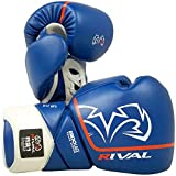 RIVAL Boxing RS1 Ultra Sparring Gloves 2.0-14 oz. - Blue