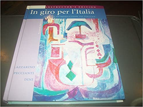 Online ladata kirjoja In Giro Per L'Italia: A Brief Introduction to Italian (Italian Edition) PDF
