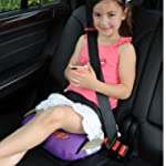 Bubblebum Inflatable Car Booster Seat