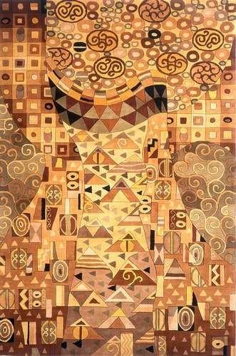 Momeni Abstract Rug (Momeni Modern Multi Abstract 9'-6
