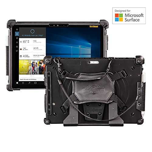MobileDemand Microsoft Surface Pro 4 Premium Rugged Case - Rugged Tablet
