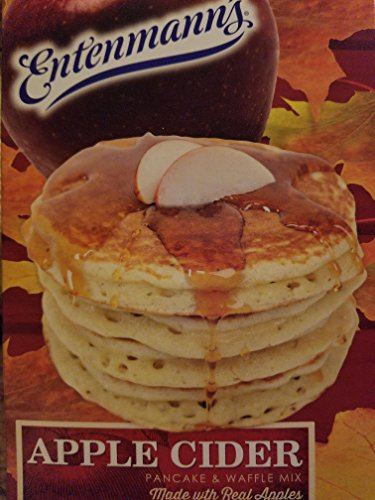 Entenmann's Apple Cider Pancake and Waffle MIx