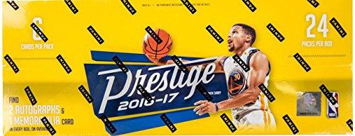2016/17 Panini Prestige NBA Basketball HOBBY box (24 (Nba Hobby Box)