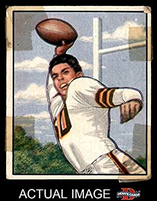 1950 Bowman # 45 Otto Graham Cleveland Browns-FB (Football Card) Dean's Cards 1.5 - FAIR Browns-FB