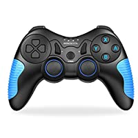 BEBONCOOL Switch Pro Controller for Nintendo, Bluetooth Switch Gamepad Built-in Motor Adjustable Vibrating with 6-Axis Somatosensory, Wireless Game Remote (Support Upgraded Version)