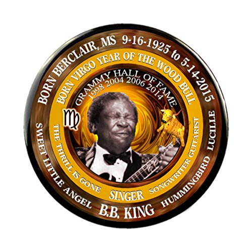 Chinese Zodiac Virgo - B.B. King Singer 3