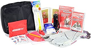 product image for Basic Auto Safety Kit - Car Emergency Supplies - Automobile Preparedness
