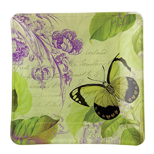Mudlark Glass Soap Dish, Amelia