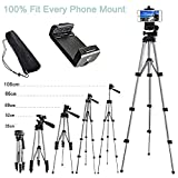 Alovexiong 110cm General Portable Camera Tripod Stand...
