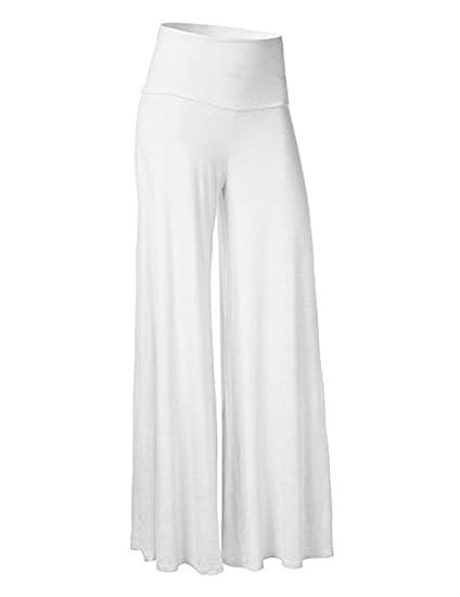 Falda Pantalon Mujer Elegante Largo Primavera Otoño Cintura Alta ...