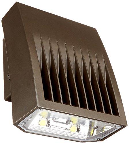 Lumark XTOR5A Crosstour MAXX Wall Mount LED Light, 41W, Full Cutoff Door, 120-277V, 5000K, Carbon Bronze by Lumark