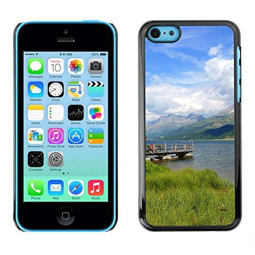 Premio Sottile Slim Cassa Custodia Case Cover Shell // F00004098 Suisse // Apple iPhone 5C
