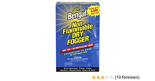 Amazon Bengal Chemical 55500 Indoor Dry Fogger Home Pest