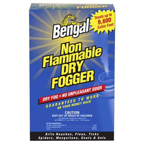 Bengal Chemical 55500 Indoor Dry Fogger by Bengal Chemical