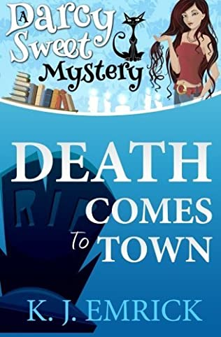 book cover of Death Comes to Town