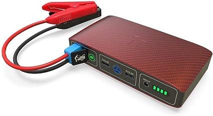 Amazon.com: HALO Bolt - Arrancador de batería portátil 57720 ...
