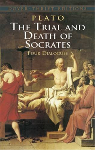 the events leading to socrates execution in the dialogue of the crito Project gutenberg's apology, crito, and phaedo of socrates, by plato this ebook  is  after the death of socrates it is supposed that plato took refuge with euclides  in  in writing this dialogue: first, to acquit socrates of the charge of corrupting  the  socrates acts wickedly, and is criminally curious in searching into things.