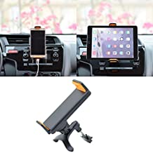 Kope 360˚ Rotating Car Air Vent Mount Holder Stand For For iPhone, iPad, GPS, Samsung, LG Tablet, 4-10 Inch