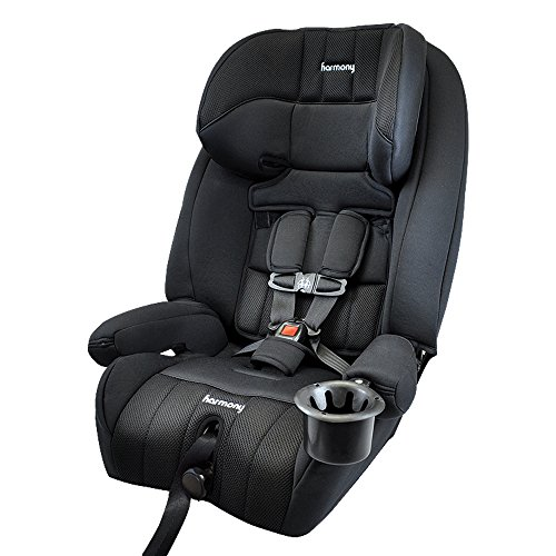 Convertible Seat Deluxe Car (Defender 360 Convertible Deluxe Car Seat (Midnight))