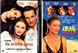 head above water - The Invisible Circus , Head Above Water : Cameron Diaz 2 Pack Collection