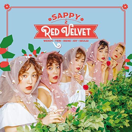 Red Velvet 레드 벨벳 【메이커 특전 있음】 SAPPY(CD+DVD)(아티스트 도안 재킷 카드부) CD+DVD
