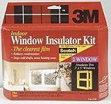 "3m Window Kit 62"" X 84""Film"