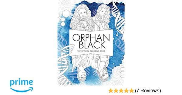 Amazon.com: Orphan Black: The Official Coloring Book (9781683831006 ...