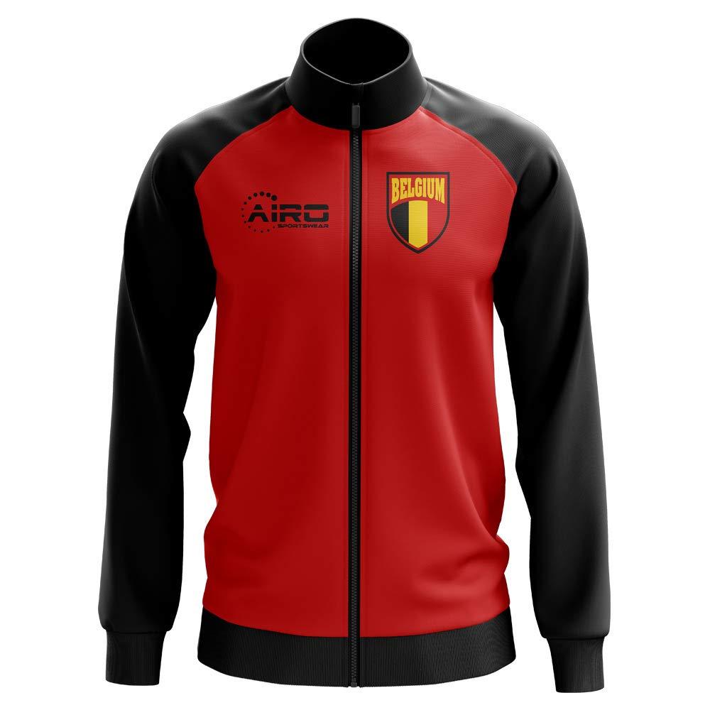 Airo Sportswear Belgium Concept Football Track Jacket (ROT)