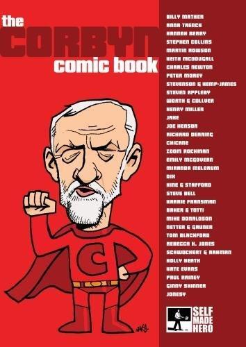 Download The Corbyn Comic Book pdf epub