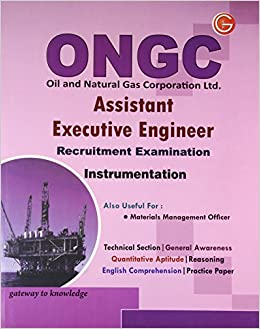 Buy ongc instrumentation asst executive engineering recruitment buy ongc instrumentation asst executive engineering recruitment examination book online at low prices in india ongc instrumentation asst executive fandeluxe Image collections
