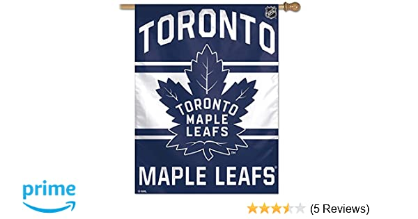 WinCraft NHL Toronto Maple Leafs Ring Spinner