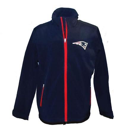 size 40 34d63 74449 G-III Sports New England Patriots Softshell Weatherproof Jacket