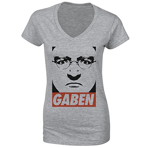 Gaben Hope Poster Damen T-Shirt
