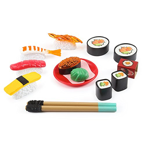 Japanese Sushi Play Kinder Toys product image