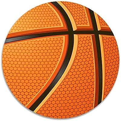 Yilooom - Almohadillas de Baloncesto Antideslizantes Redondas para ...