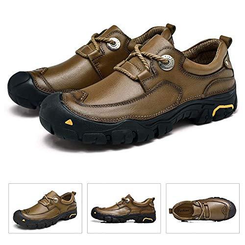 Pour B Chaussures De Automne Chaussures Hommes Formelles En Jusqu'à Printemps Chaussures Marche Respirant Occasionnels 42 Cuir Hommes Lacet Chaussures RZRwq7xT