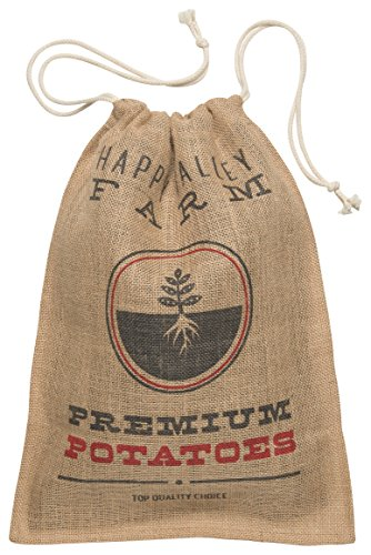 Now Designs Burlap Potato Sack