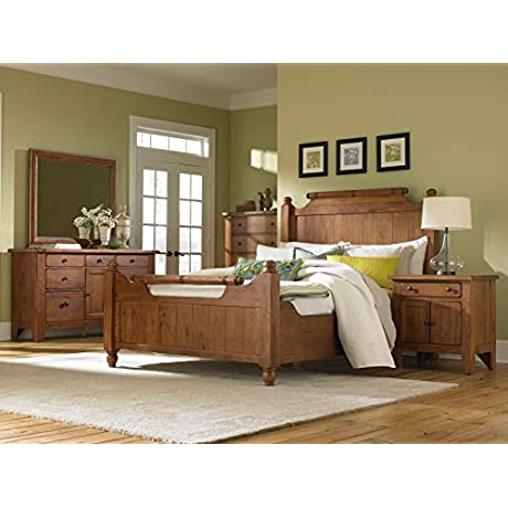 Broyhill Attic Heirlooms Feather Bed Queen