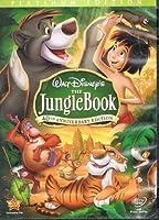 NOT A BOOK The Jungle Book (Disney DVD)