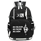 Gumstyle K Project Luminous Backpack Anime Book Bag Casual School Bag