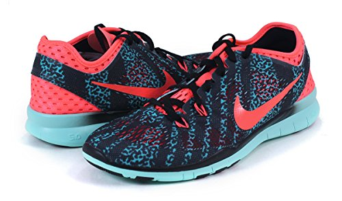 Free Print Tr Unisex 5 Black 0 Running Nike Hot 007 Adults' Lava Artisan Teal Fit 5 Shoes dqR4WAw