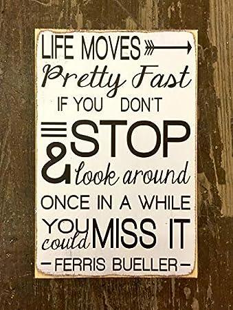 weewen - Cartel motivador con Texto en inglés «Life Moves ...