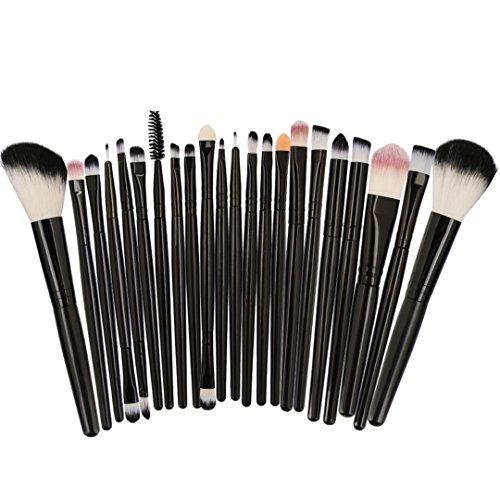 22Pcs Professional Makeup Brushes Set Powder Foundation Eyeshadow Eyeliner Make Up Brushes Cosmetics Synthetic Hair Brush MAG5489HB