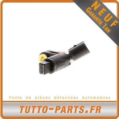 Sensor ABS Delantero Derecho Audi TT Seat Arosa Skoda Octavia: Amazon.es: Coche y moto